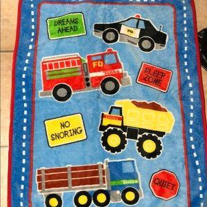 🏖 Kids blanket